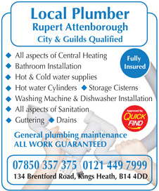 Attenborough Plumbing Services