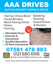 Buxton Property Repair and Drives