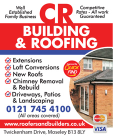 CR Building and Roofing