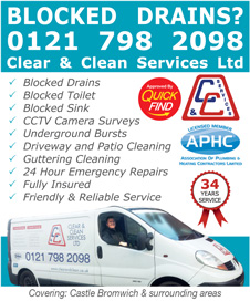 Clear & Clean Drainage Services Ltd