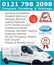Clear & Clean Plumbing & Drainage