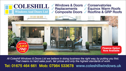 Coleshill Windows and Doors Ltd