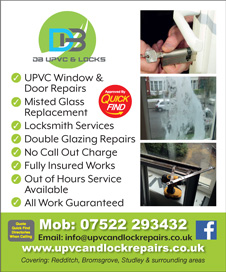 DB UPVC & Locks