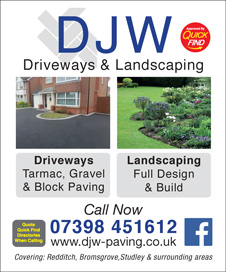 DJW Driveways and Landscaping