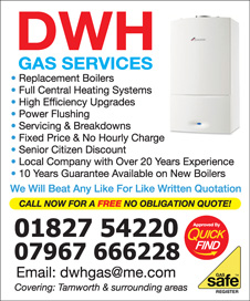 DWH Gas Services