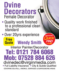 Dvine Decorators