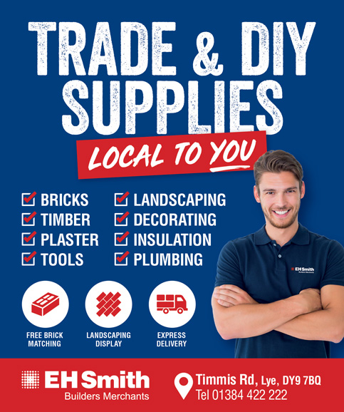 EH Smith Builders Merchants - Lye