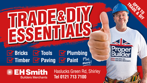 EH Smith Builders Merchants - Shirley