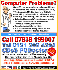 CDOS PC Doctor