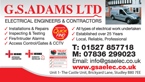 GS Adams Ltd