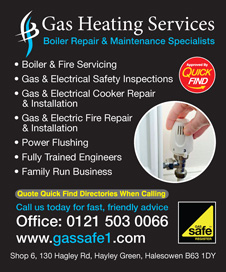 Gas Heating Services