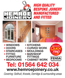 Hemroe Joinery