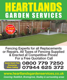 Heartlands Garden Services