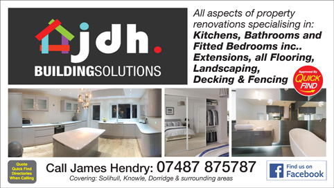 JDH Building Solutions