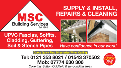 MSC Building Services