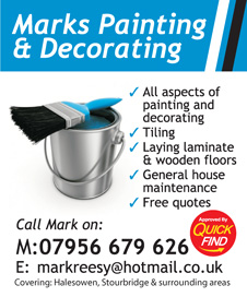 Marks Painting and Decorating