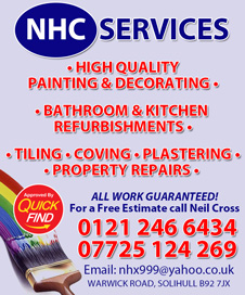 NHC Painting and Decorating Services