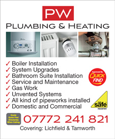 PW Plumbing & Heating