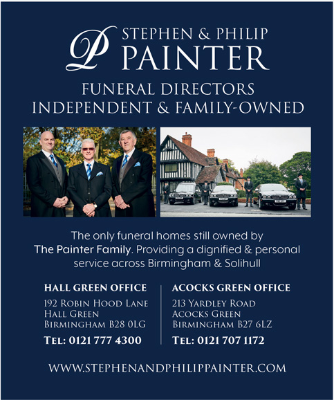 Stephen and Philip Painter Funeral Directors