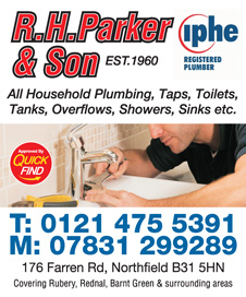 RH Parker and Son Plumbing