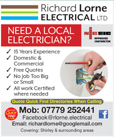 Richard Lorne Electrical Ltd