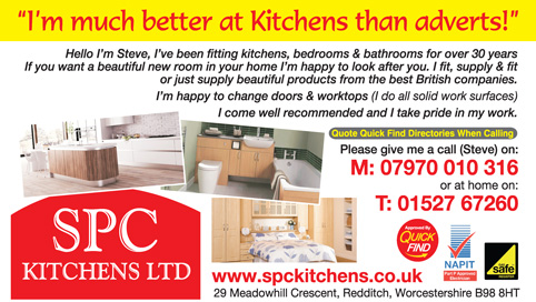 SPC Kitchens Ltd