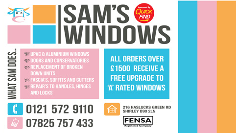 Sam's Windows