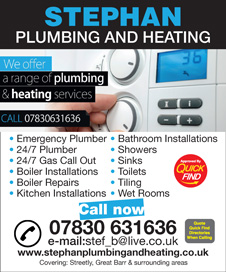 Stephan Plumbing and Heating