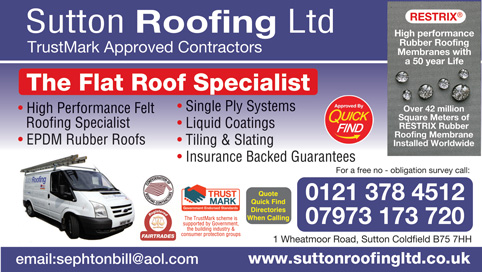 Sutton Roofing