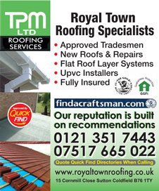 TPM Roofing Services