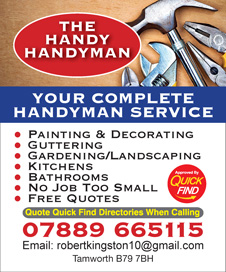 The Handy Handyman