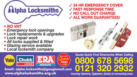 Alpha Locksmiths