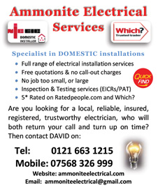 Ammonite Electrical Services