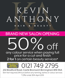 Kevin Anthony Hair & Beauty