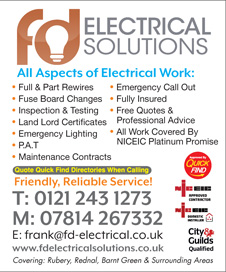FD Electrical Solutions