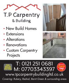 T.P Carpentry and Building