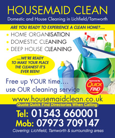 Housemaid Clean