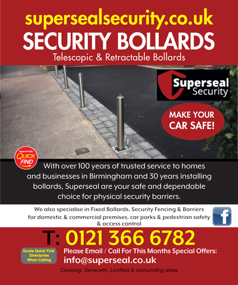 Superseal Security
