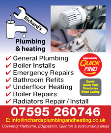 Richard's Plumbing & Heating