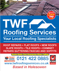 TWF Roofing Services