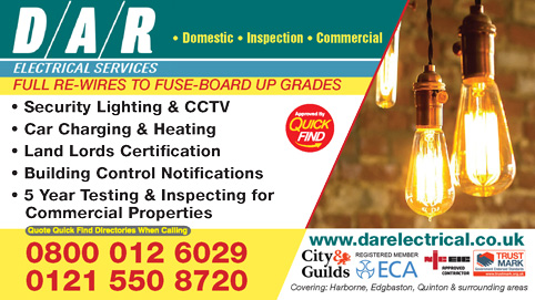 DAR Electrical Services