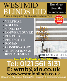 Westmid Blinds Ltd