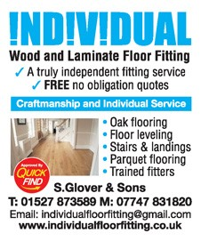 Individual Floor Fitting