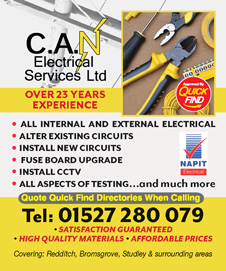 C.A.N Electrical Services Ltd