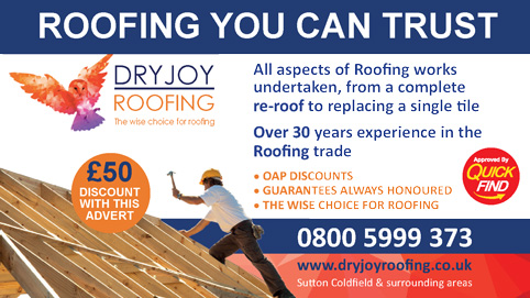 Dry Joy Roofing