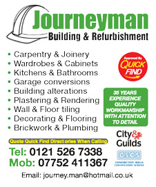 Journeyman Building and Refurbishment
