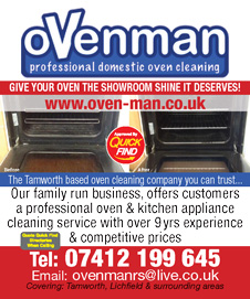 Oven Man