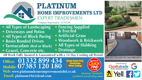 Platinum Home Improvements