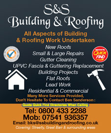 S&S Building & Roofing