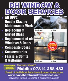 David Hatch Window Services